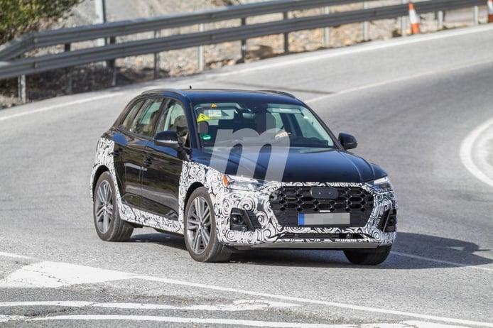 El nuevo Audi Q5 está en marcha, ¡y llegará con versión híbrida enchufable!