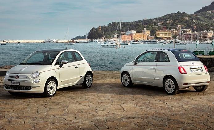 Fiat 500 Dolcevita, celebrando el aniversario del icónico urbanita
