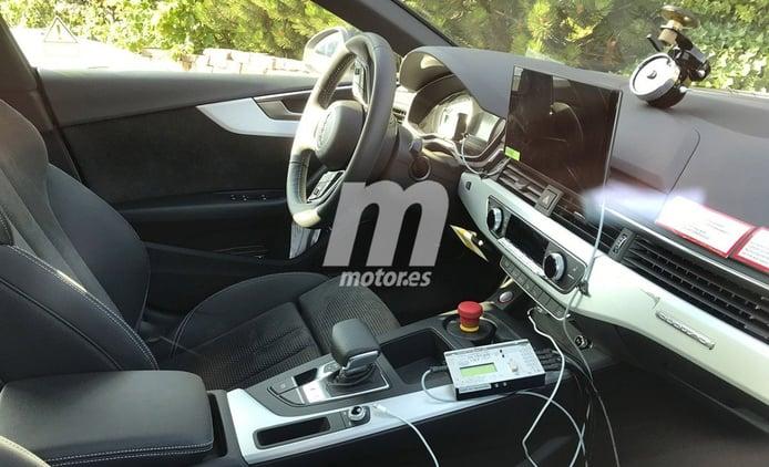 El interior del nuevo Audi S5 Sportback 2020 al descubierto