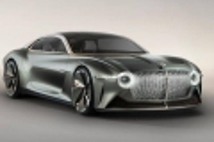Bentley EXP 100 GT, una visión al futuro de los Gran Turismo