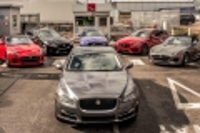 Jaguar lanzará el XJ eléctrico, el primero de una ofensiva de modelos electrificados