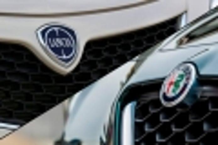 Lancia vende más coches que Alfa Romeo