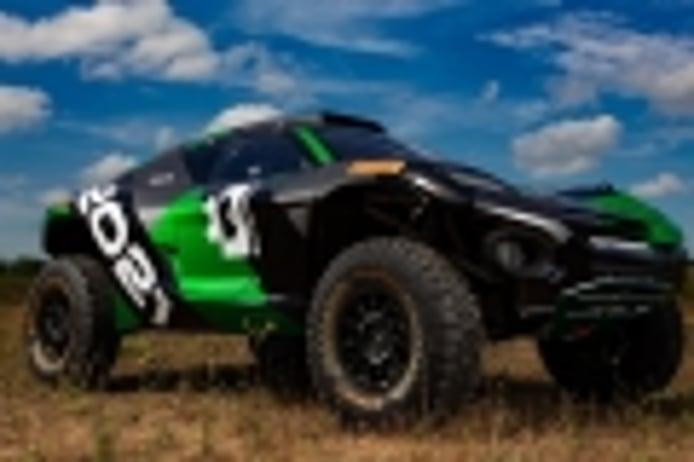 ODYSSEY 21: Extreme E presenta su SUV eléctrico