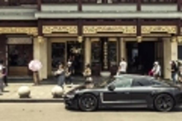 Porsche filtra datos de su primer eléctrico, el nuevo Taycan