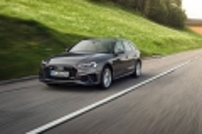 Prueba Audi A4 2020, la lucha por mantenerse a la cabeza