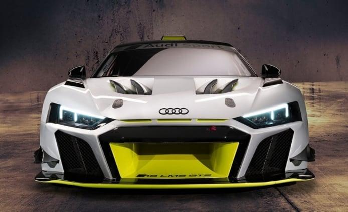 Audi R8 LMS GT2 2020 - frontal