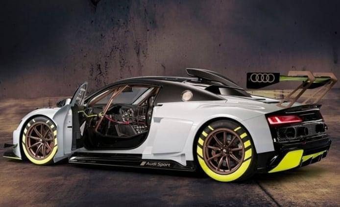 Audi R8 LMS GT2 2020 - posterior