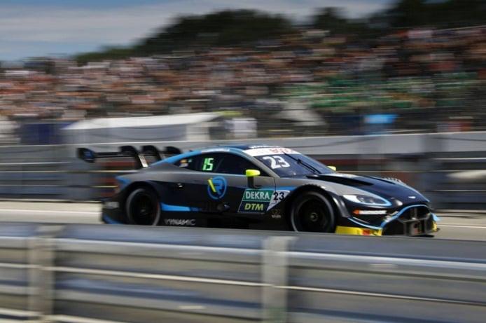Berger propone descongelar el desarollo del Aston Martin Vantage DTM