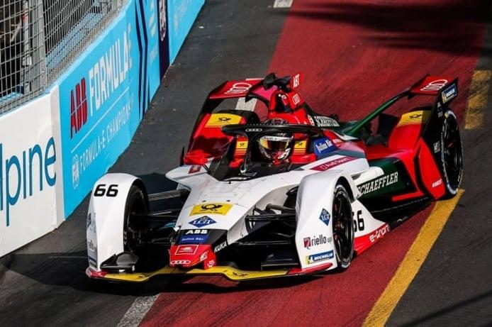 Daniel Abt renueva su vínculo con Audi en la Fórmula E