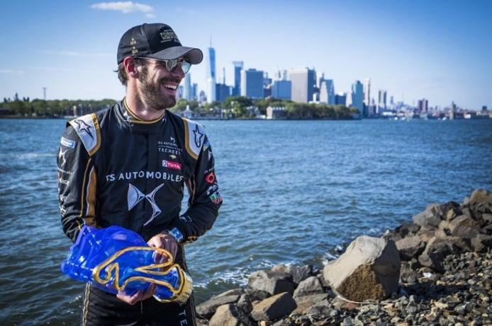 Jean-Eric Vergne ya es bicampeón de la Fórmula E