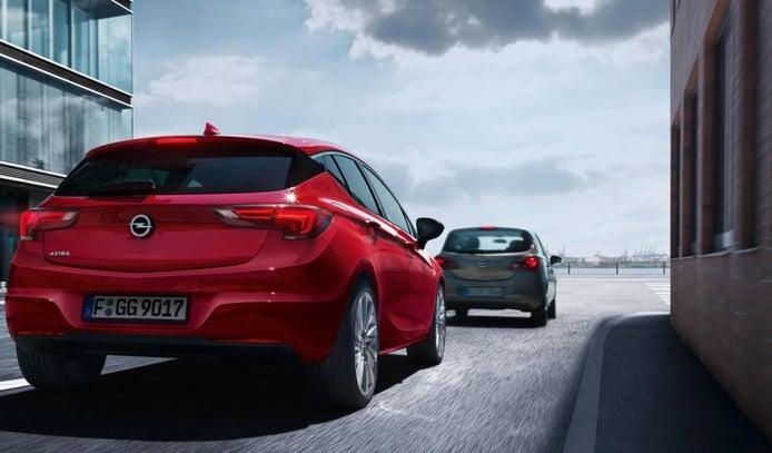 Opel afronta las renovaciones de Corsa, Astra y Zafira, y despide a los Adam y Karl Rocks