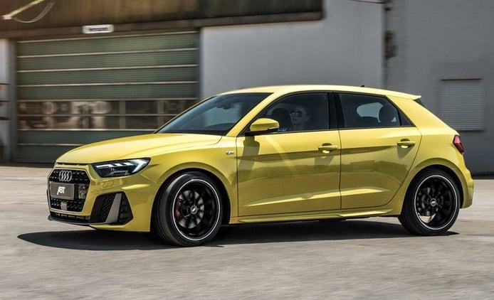 ABT Sportsline aumenta la potencia del nuevo Audi A1 Sportback