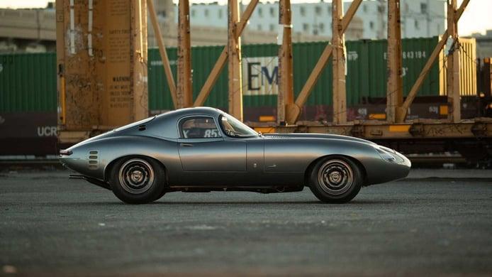 "El espectacular Jaguar E-Type Low Drag Coupe ""OWL226"" desvelado en Monterey"