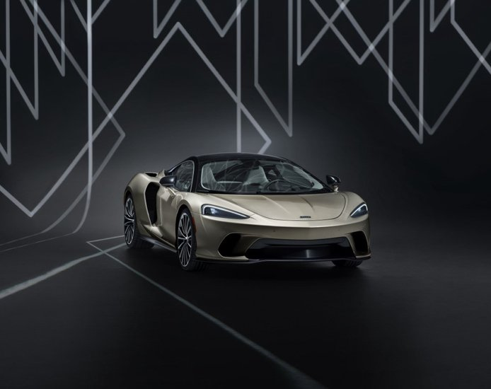 MSO estrena una edición especial del McLaren GT en Pebble Beach 2019