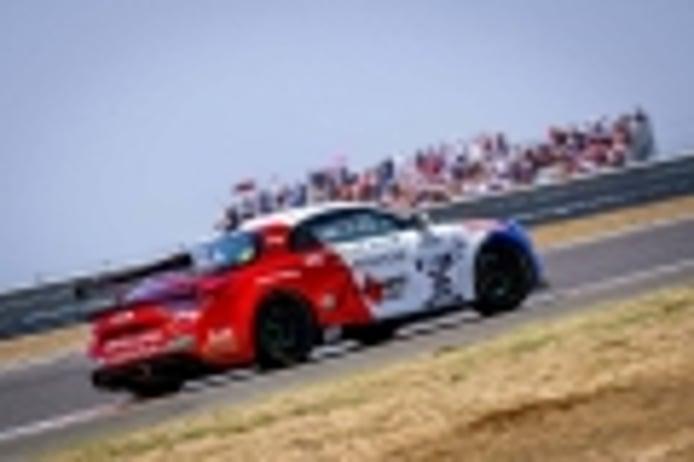 CMR llama a la puerta de Honda para su programa GT3