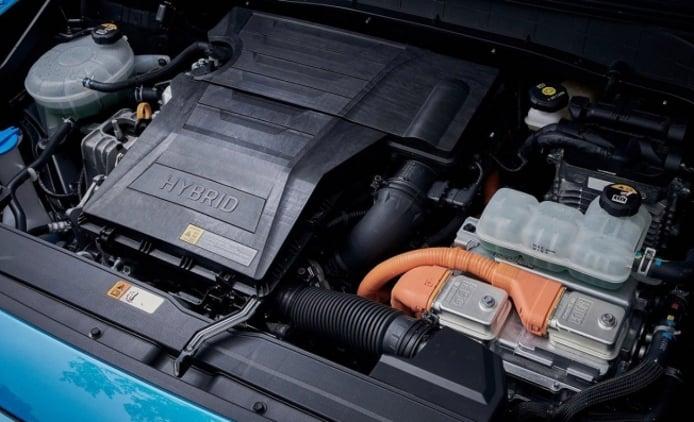 Hyundai Kona Híbrido - motor