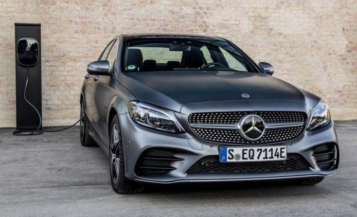 Mercedes C 300 e