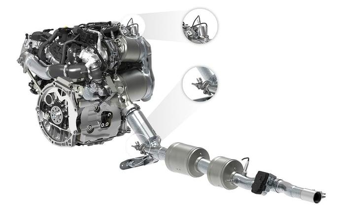 La solución de Volkswagen para rebajar las emisiones, dosificar el doble de AdBlue