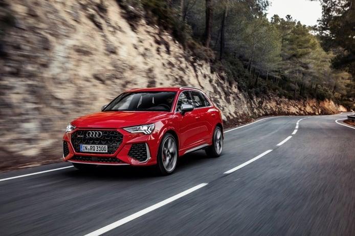 Audi RS Q3, llega la variante más deportiva del SUV compacto