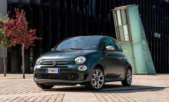 Fiat permite contratar su renting para particulartes a través de internet