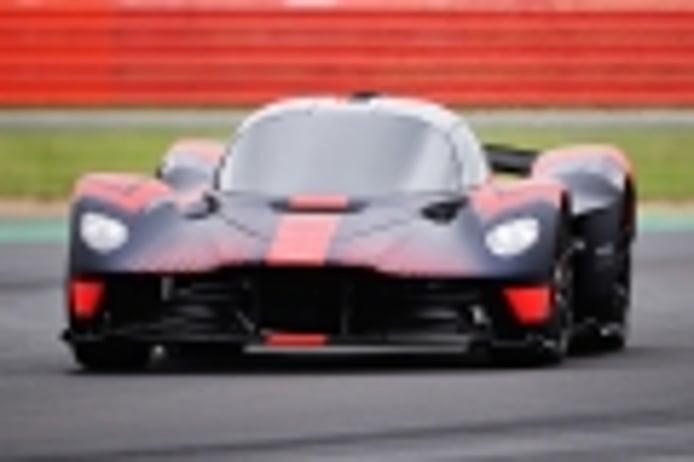 El Aston Martin Valkyrie del WEC no tendrá un sistema híbrido