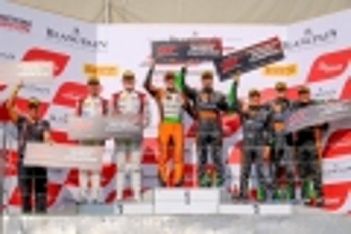 Marco Mapelli y Andrea Caldarrelli conquistan la World Challenge Europe