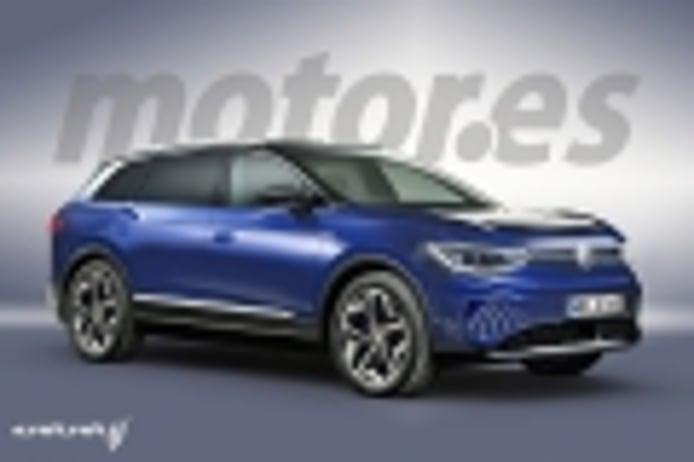 Volkswagen ID.4, un SUV totalmente eléctrico que llegará en 2020