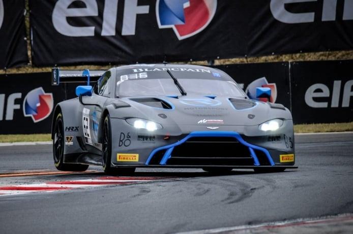 48 vehículos GT3 cerrán la Endurance Cup en Barcelona