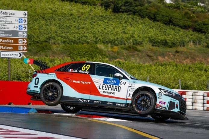 Audi logra que los resultados del WTCR en Vila Real se restauren