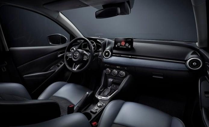 Mazda2 2020 - interior