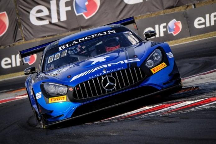 Los pilotos del Mercedes #4 lanzan un aviso en los libres de Hungría