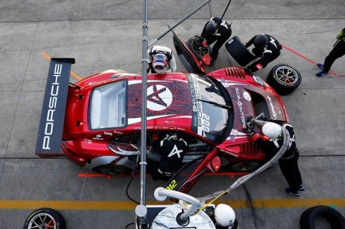 Porsche anuncia sus pilotos para la FIA GT World Cup de Macao