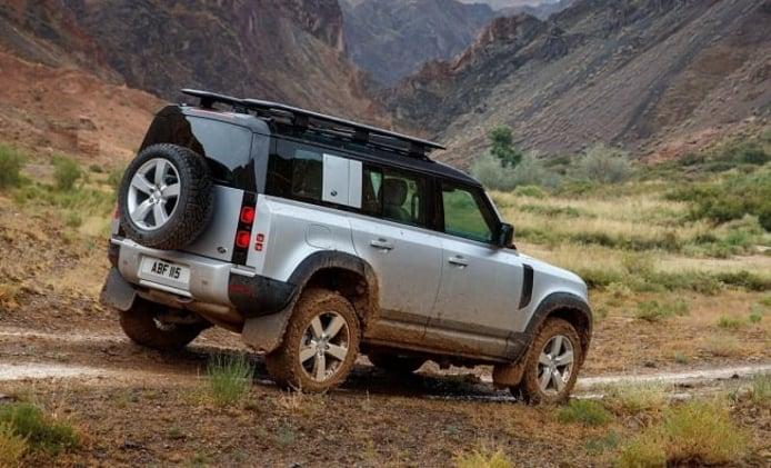 Land Rover Defender 2020 - posterior