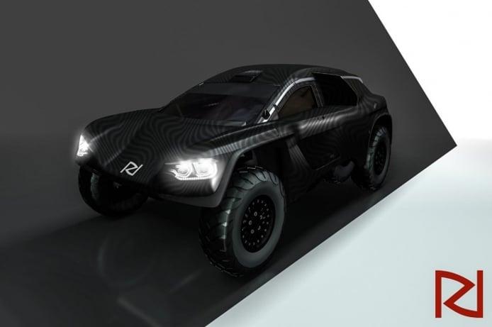 Romain Dumas inicia el desarrollo de su propio buggy para el Dakar