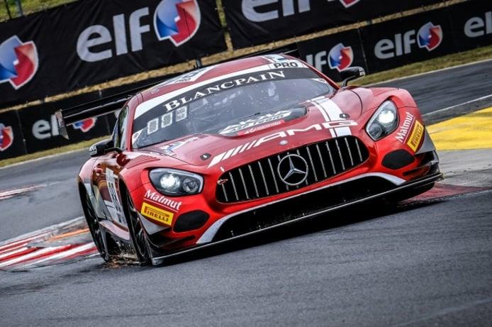 Victoria del Mercedes #88, Stolz y Engel aprietan el campeonato