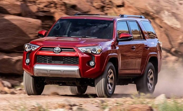 Toyota 4Runner 2020, mejorando el equipamiento de seguridad