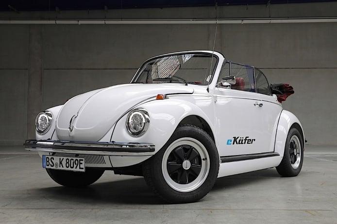 El Volkswagen Beetle clásico resucita con esta nueva versión eléctrica