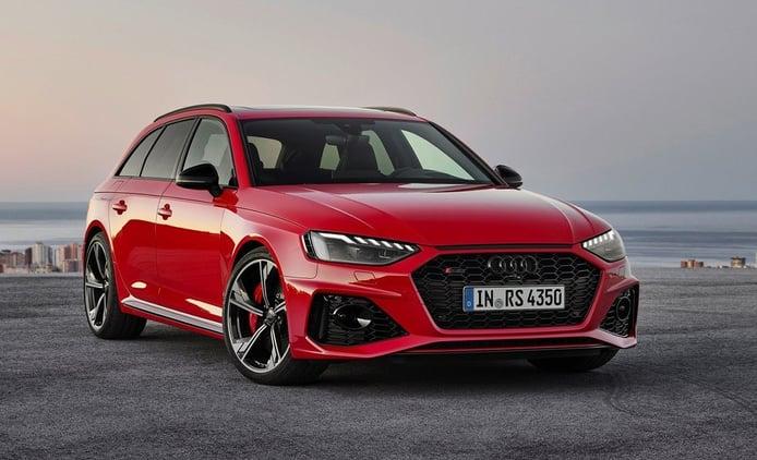 Audi RS 4 Avant 2020, el lobo con piel de cordero se pone al día