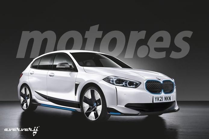 BMW i1, un coche eléctrico para rivalizar con el Volkswagen ID.3