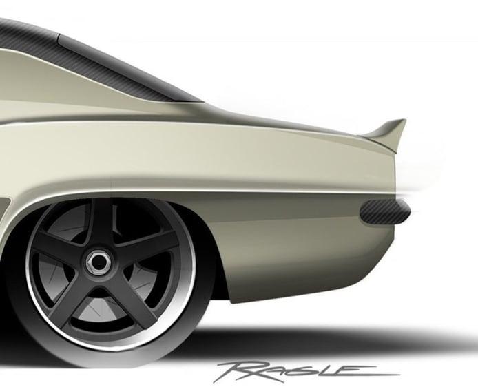 Los Ringbrothers adelantan un espectacular Camaro de fibra de carbono