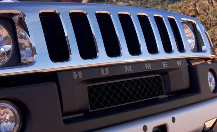 General Motors no descarta hacer de Hummer una marca de coches eléctricos