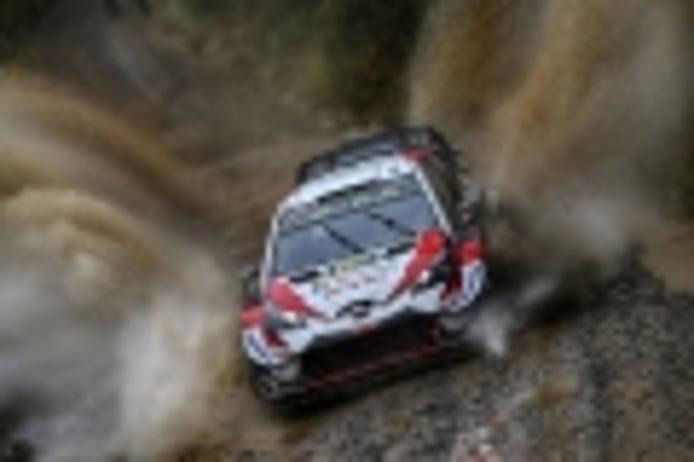Ott Tänak gana el Rally de Gales y da otro paso hacia el título del WRC