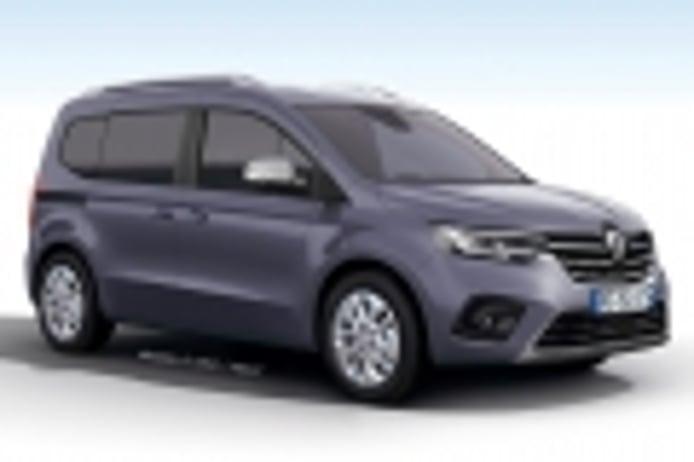 Renault Kangoo 2021, la nueva generación de la popular furgoneta está en camino