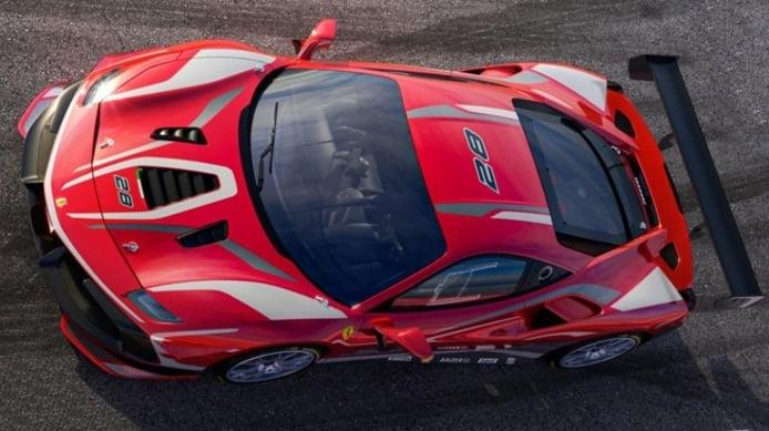 Ferrari 488 Challenge Evo: la monomarca del 'Cavallino' se refina