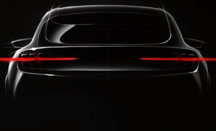Adelanto del nuevo SUV eléctrico de Ford