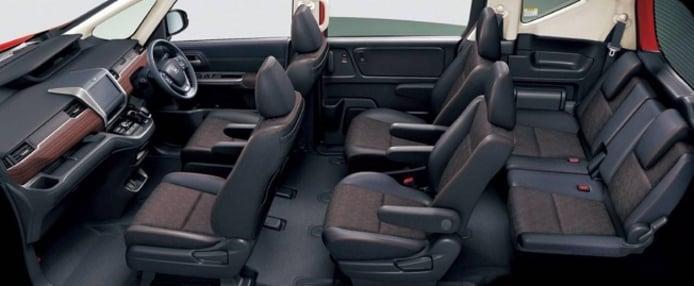 Honda Freed 2020 - interior