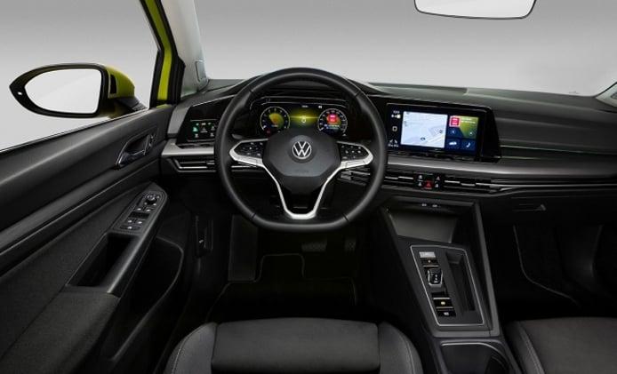 Volkswagen Golf 2020 - interior