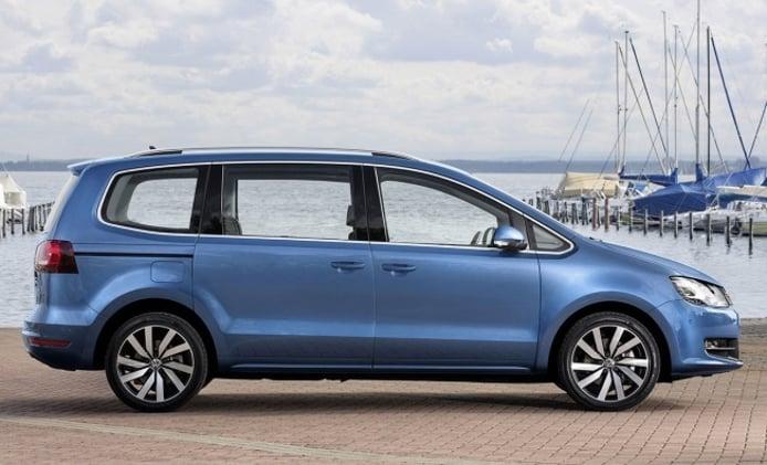 Volkswagen Sharan - lateral