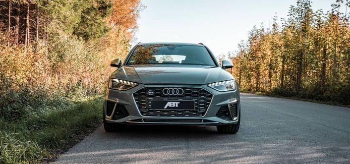 ABT S4 TDI, el familiar diésel de Audi se transforma en un misil