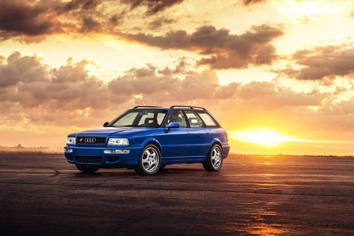Audi celebra el 25 aniversario del RS 2 Avant con un cómico vídeo vintage